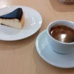 水谷珈琲 チーズケーキとコーヒー