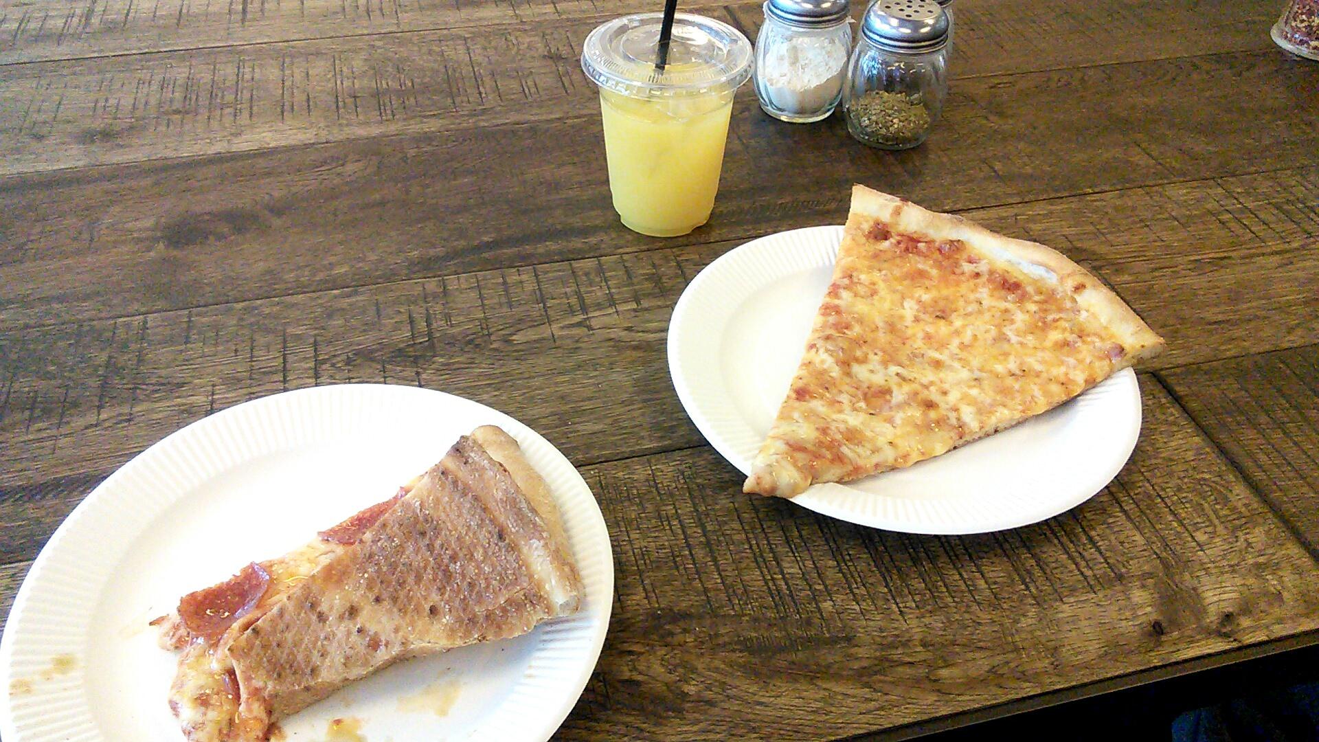 渋谷のピザ屋「pizza skice」