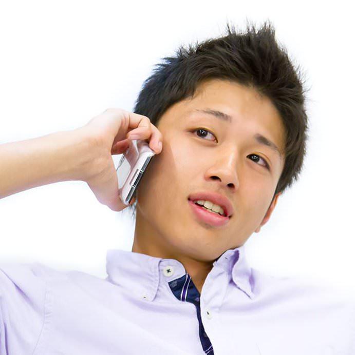 電話勧誘する業者