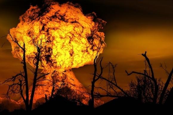 中国では爆発は日常茶飯事