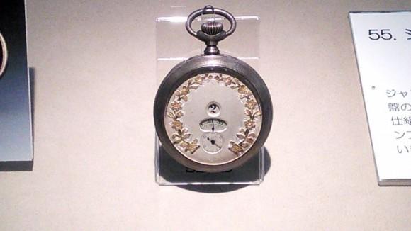 変わり種の懐中時計