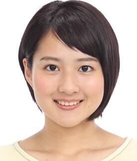 フジテレビアナウンサー永尾亜子
