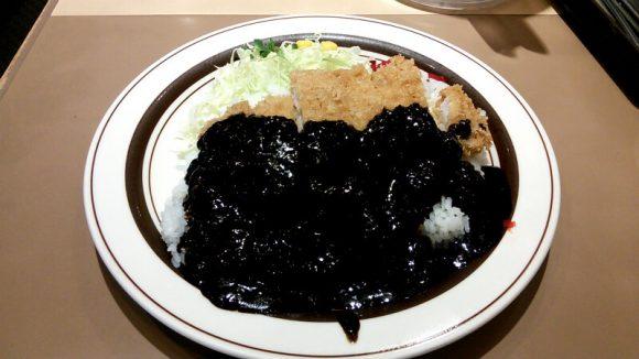 キッチンABC南大塚のポークカツカレー
